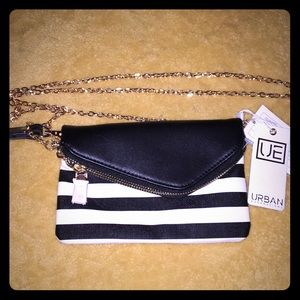 """*NWT* """"Lucy"""" Clutch from Urban Expressions"""